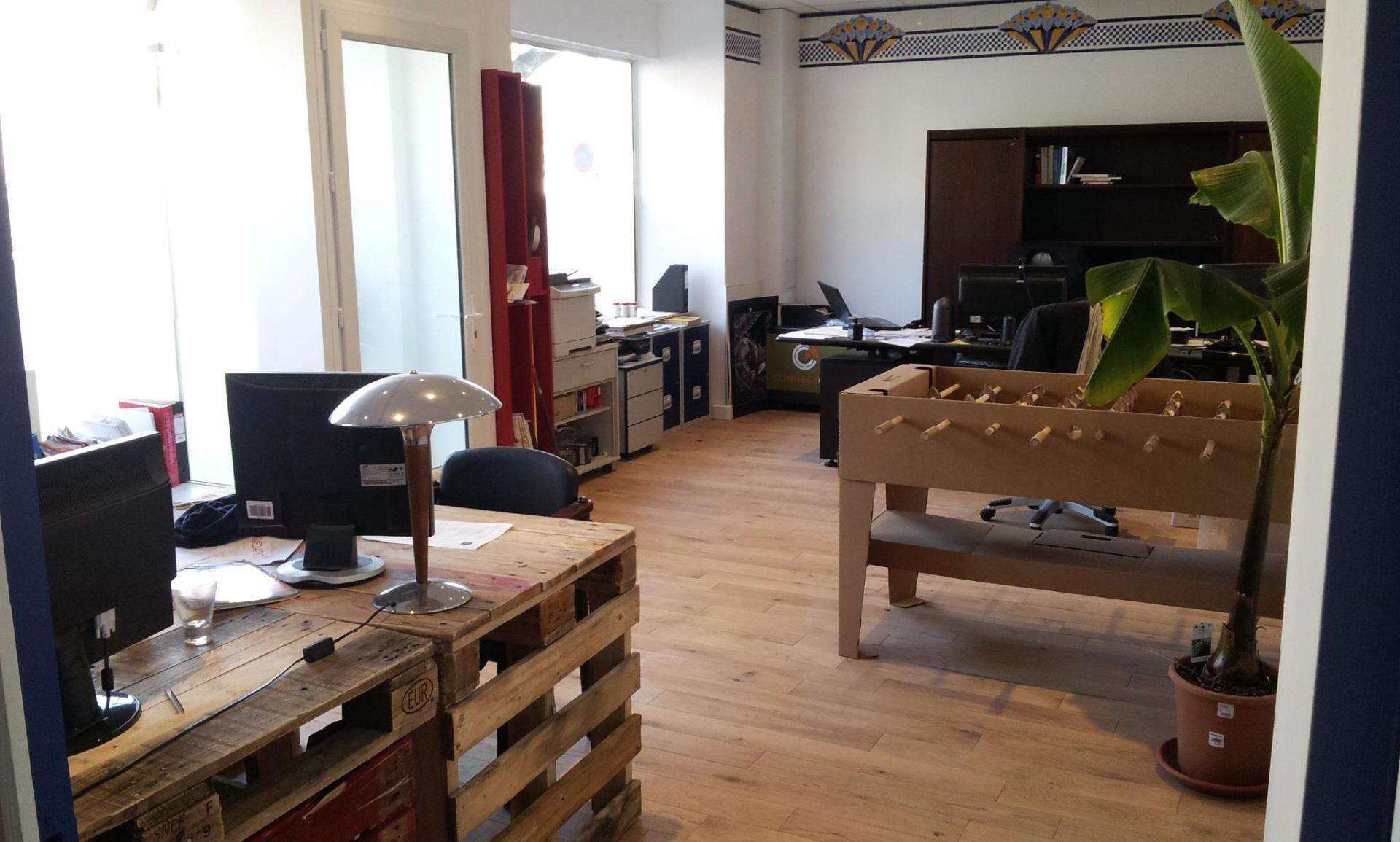 Nos bureaux à Vanves